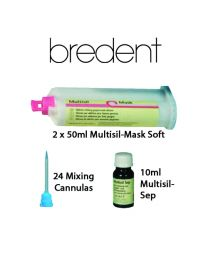 Bredent Multisil-Mask Soft Assortment