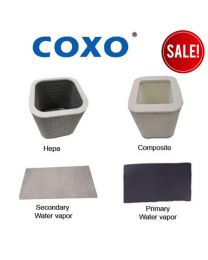COXO Aerosol Suction Filter Package