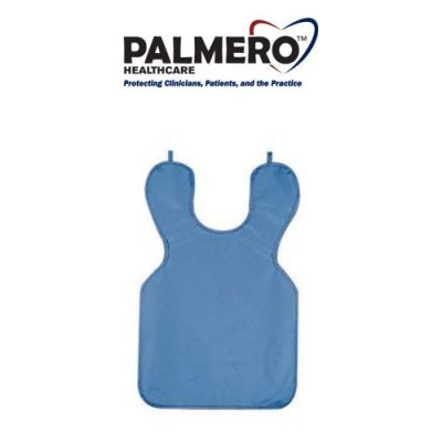 Palmero Cling Shield® Adult Apron Green