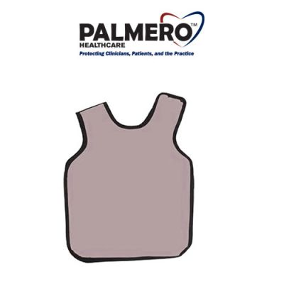 Palmero Cling Shield® Adult Pano Dual Apron Green