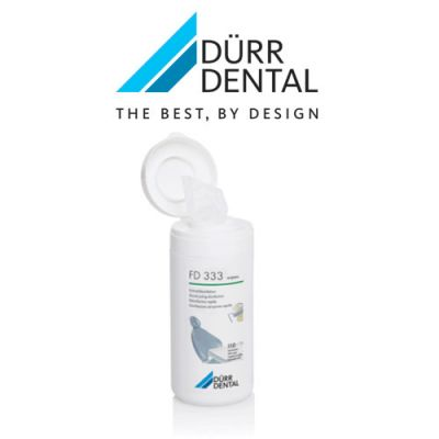 Durr FD 333 Wipes Quick-Acting Disinfection Tub