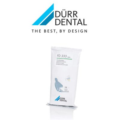 Durr Dental FD 333 Wipes Quick-Acting Disinfection Refill