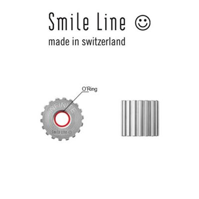 Smile Line Replacement O'ring for Driver's Head (5pcs)